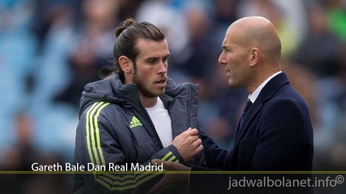 Gareth Bale Dan Real Madrid
